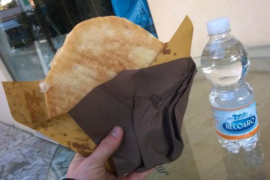 La mangiatoia castiglioncello : Panino