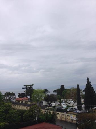 """Hotel Benacus: La cosiddetta """"vista sul lago"""""""