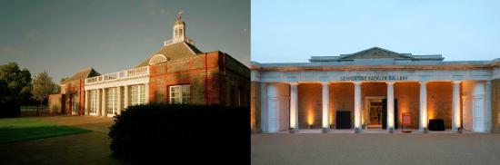 Photo of Outdoor Sculpture Serpentine Pavilion at Kensington Gardens, London W2 3XA, United Kingdom