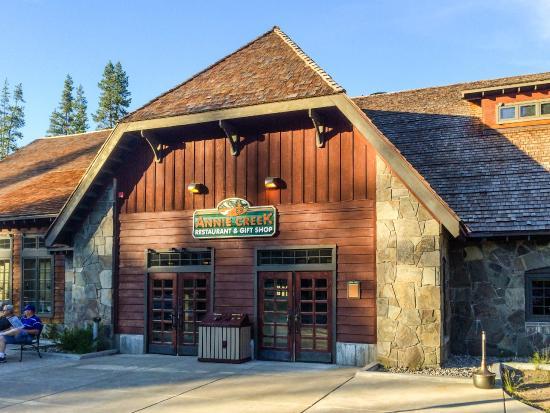 Annie Creek Restaurant Reviews