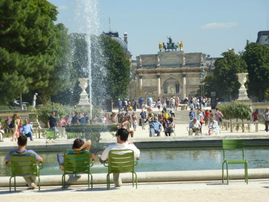 Jardin picture of jardin des tuileries paris tripadvisor for Restaurant jardin ile de france