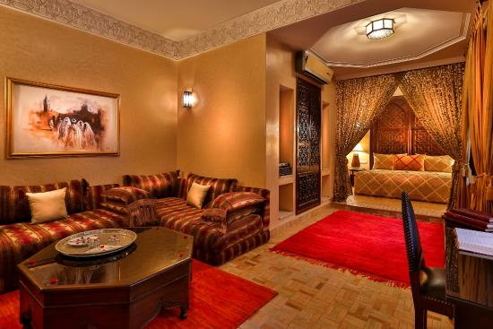 Riad Kniza: Senior Suite