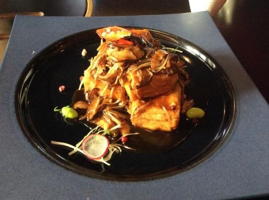 Shoya: Tofu steak