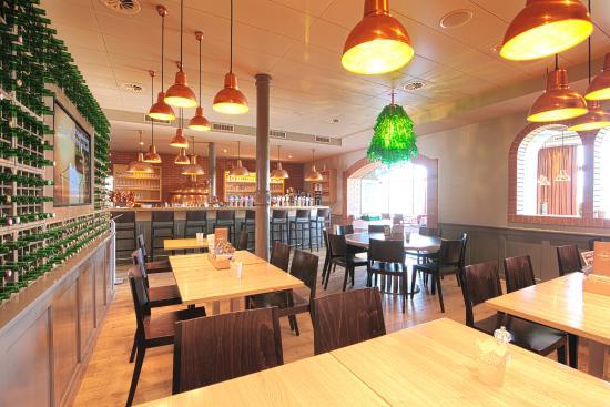 Feldschloesschen Restaurant: Brasserie