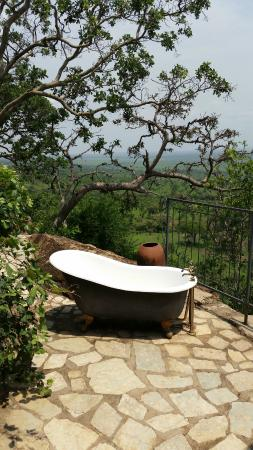 Boundary Hill Lodge: Key to relaxation