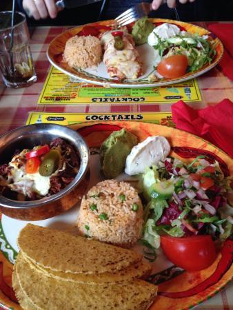 Loco Mexicano: Pulled pork taco