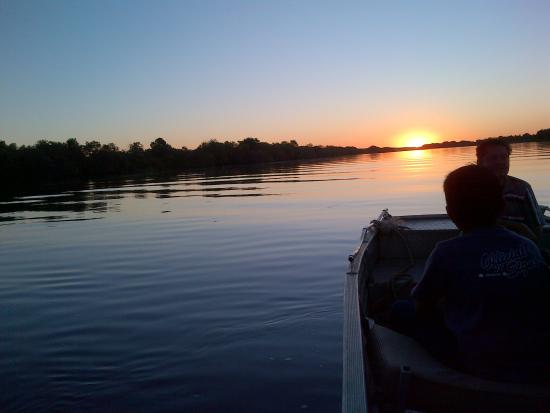 Zambia: Boating