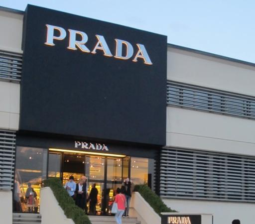 Leccio, Italien: Prada @ The Mall