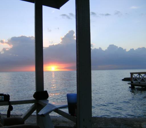 Westmoreland Parish, Jamaica: Sunset
