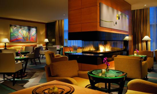 The Ritz-Carlton New York, Westchester: Lobby Lounge