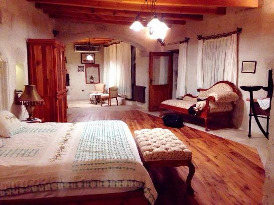 Kelebek Special Cave Hotel: Room 21