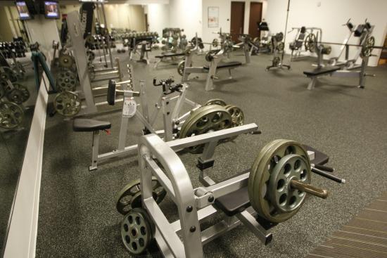 Omni Charlotte Hotel: Fitness