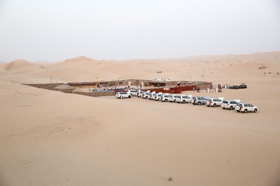 Emirates Tours and Safaris : Desert Camp