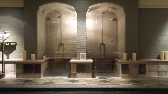 The Baker House 1650: The Spa Showers