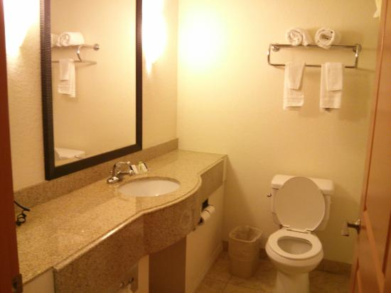 Waldo Inn & Suites: Bath
