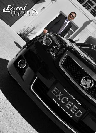 Exceed Chauffeur Services
