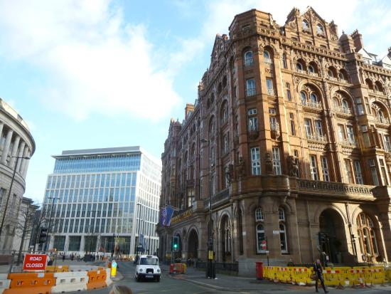 Midland Hotel Peter Street Manchester Picture of The Midland