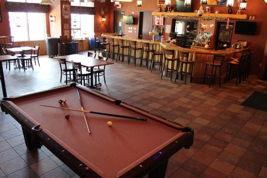 Mole Lake Casino & Lodge: Bar