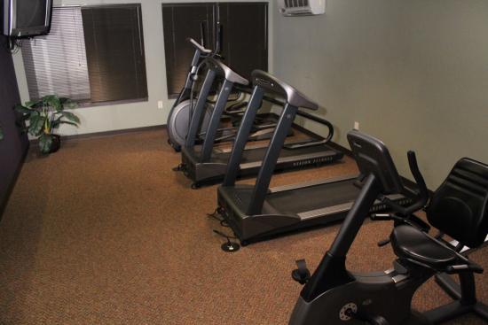 Mole Lake Casino & Lodge: Workout Facility