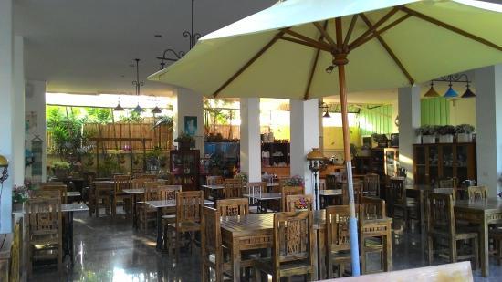 Smile Hua - Hin Resort: dining room