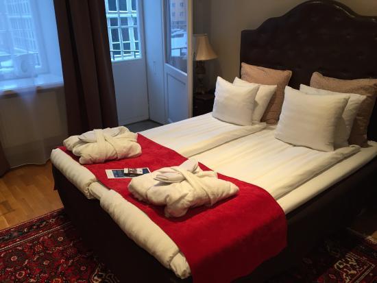 Best Western Hotel Karlaplan: Room # 405