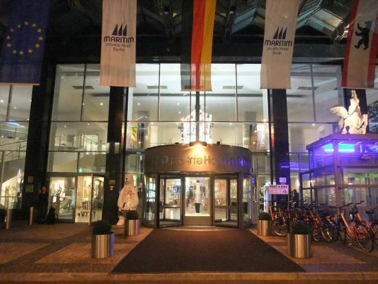Maritim proArte Hotel Berlin: Maritim proArte Hotel, Berlim