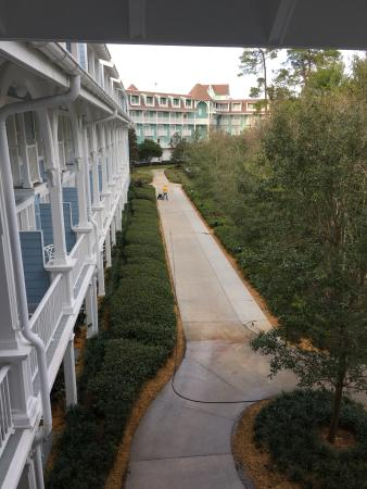 Garden view picture of disney 39 s beach club resort for Garden view rooms at disney beach club