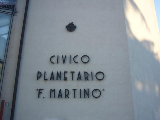 Civico Planetario F. Martino