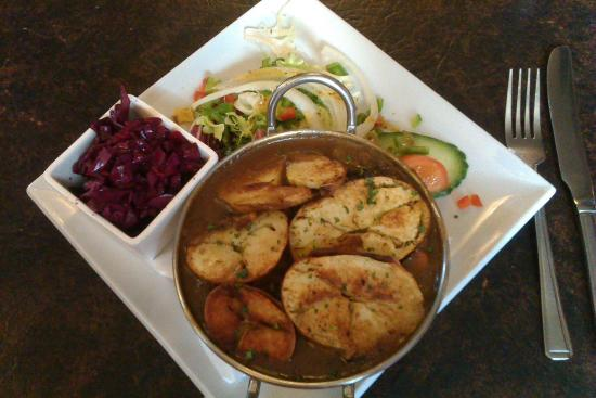 Liverpool Arms: Lancashire hotpot - a real treat