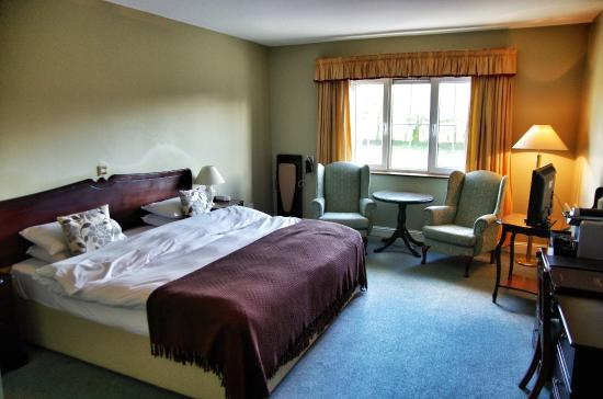 Springfort Hall Country House: our room