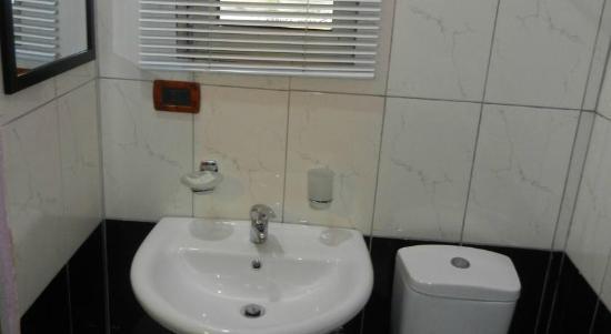 Guesthouse London: Triple room