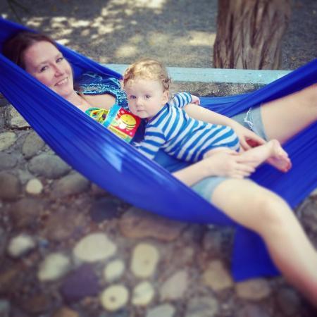 Villas Las Olas: Loved all the hammock time