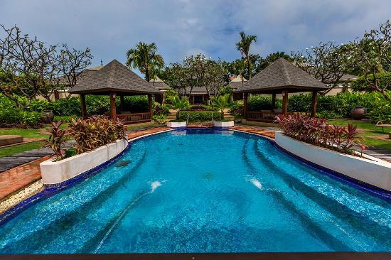 Ocean Wing Panorama Suite Bedroom Picture Of Shangri La 39 S Mactan Resort Spa Lapu Lapu