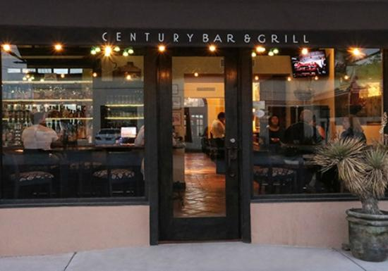 The Century Bar & Grill: The Century Bar and Grill at The Holland Hotel