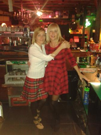 The Treehouse Bar & Grill: Burns night