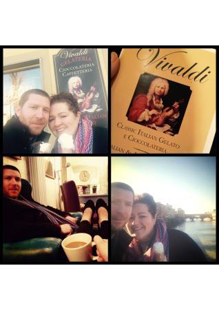 Gelateria Cioccolateria Vivaldi : Best gelato in town!