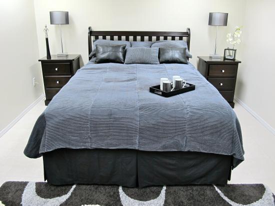 Inn-Chanted Bed & Breakfast: The Mahogany
