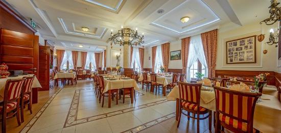 Restauracja Bajka w Hotelu Liptakówka