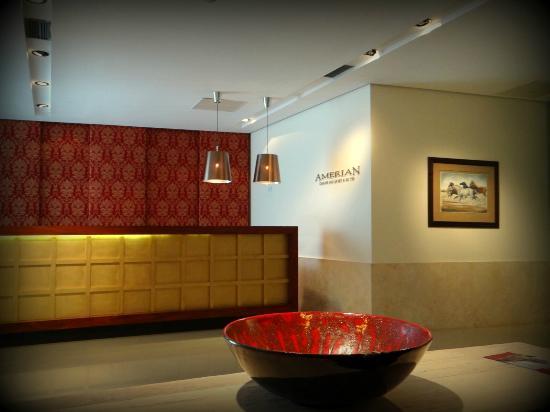 Amerian Carlos Paz Apart & Suites: Lobby
