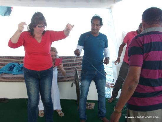 East Coast Tourism - Day Tours: Musandam Dhow Cruise