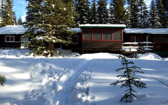 HI-Beauty Creek Wilderness Hostel: Beauty Creek Hostel