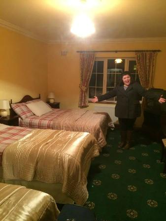 Fallon's Bed and Breakfast: our bedroom
