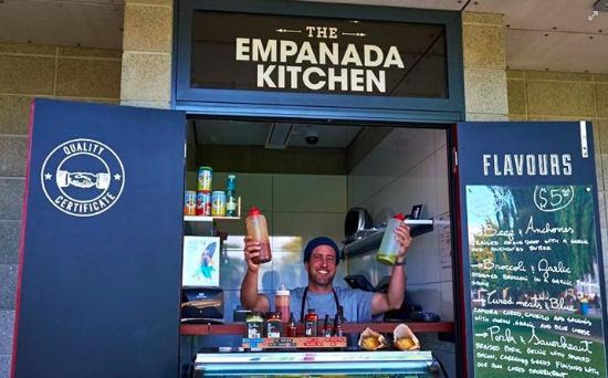 Kiosk Picture Of The Empanada Kitchen Queenstown