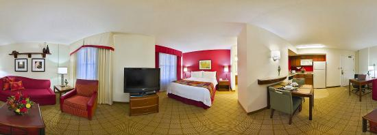 Residence Inn Tampa Downtown: Studio Suite