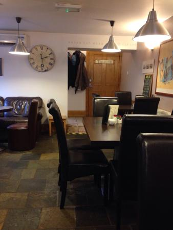 Lovely cafe - The Cheese Shop, Howden