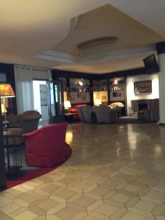 Hotel Villa Weltemuhle Dresden: Bar /Kamin