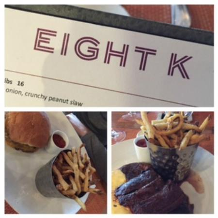 Eight K Restaurant: a little of every thing