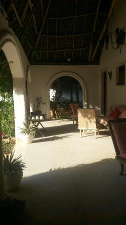 Villa Kiva Resort and Restaurant: Tea time