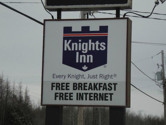 Knights Inn Kemptville