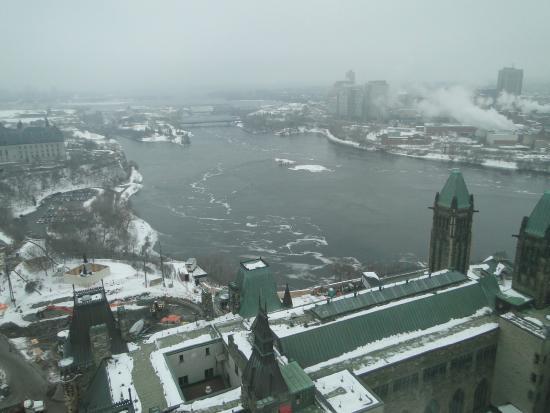 Ottawa, Canada: Peace Tower view